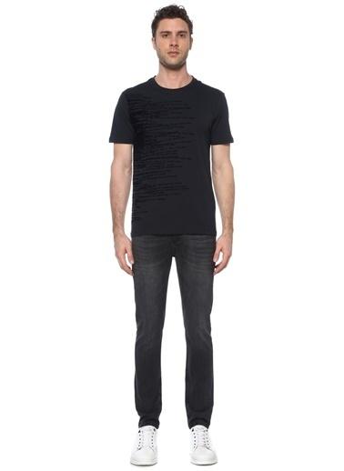 NetWork Erkek 1074372 Slim Fit Tshirt Lacivert